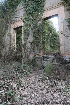 restos central ruta los cahorros