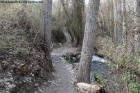 ruta los cahorros sendero