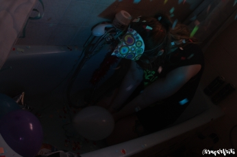 party bath