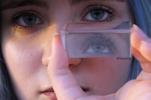prisma ojos